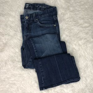 7 For All Mankind A Pocket Jeans  SZ 26